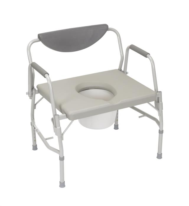 Where to find Bariatric Drop Arm Commode in Seattle