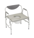 Rental store for Bariatric Drop Arm Commode in Seattle WA