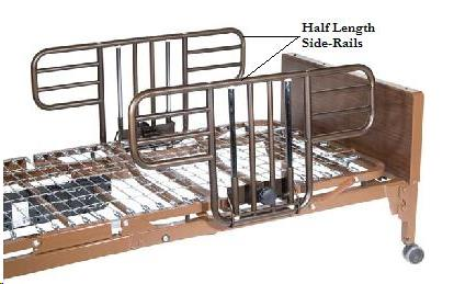 Where to find Bed Half Rails Hospital Bed-Se in Seattle