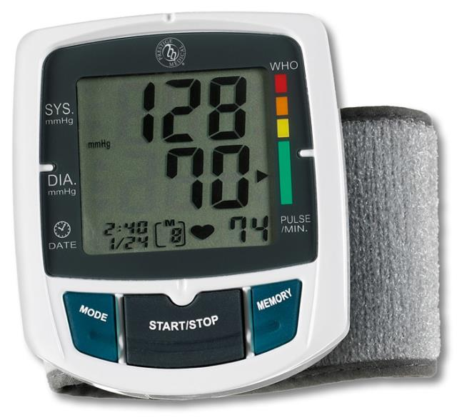 Where to find Blood Pressure Monitor-Auto-Wr in Seattle