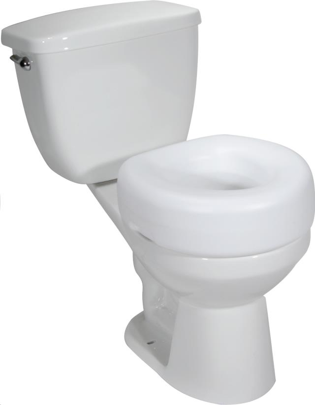 Where to find Deluxe Plastic Toilet Seat Ris in Seattle