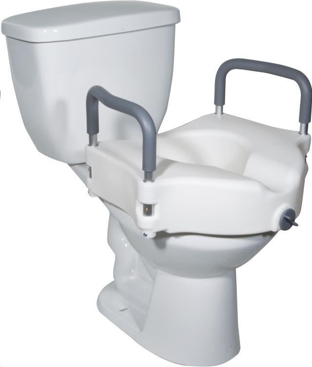 Where to find Locking Elevated Toilet Seat w in Seattle