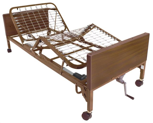 Where to find Hospital Bed-Semi Electric New in Seattle