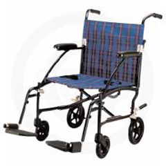 Where to find Transport Chair-Lite-Blue Pld in Seattle