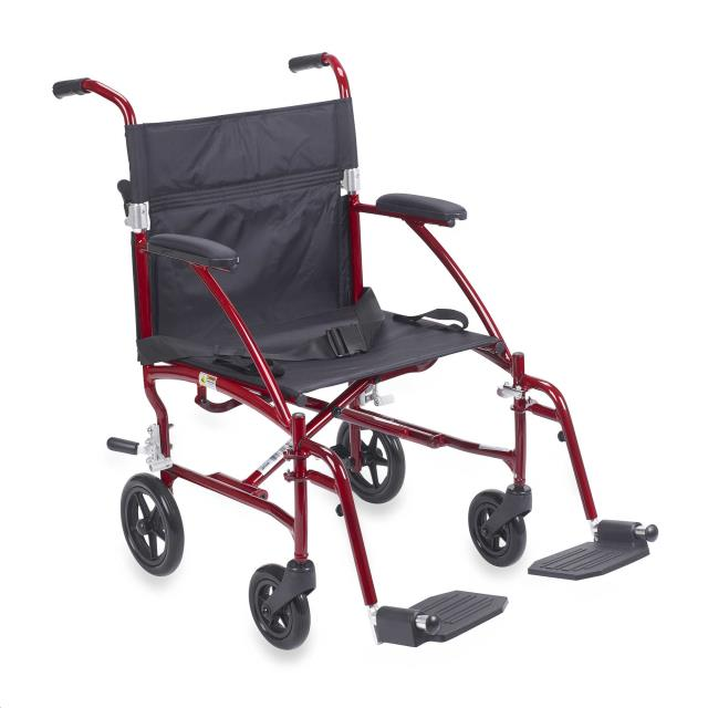 Where to find Transport Chair-Lite-Red-19 in Seattle