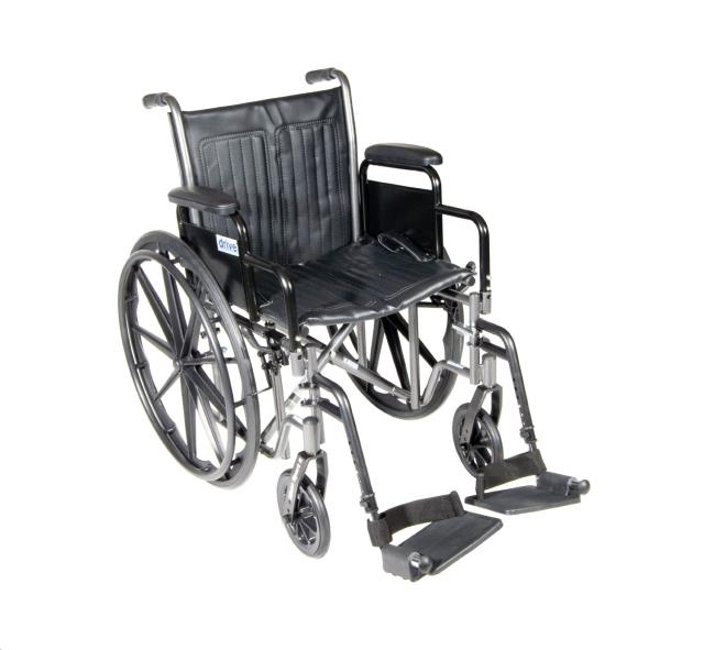 Where to find Wheelchair-Silver Sport 20  DA in Seattle