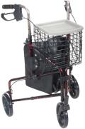 Rental store for Walker-3 Wheel-Red in Seattle WA