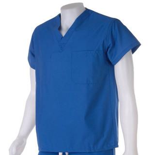 Where to find Scrubs Top - Royal Large in Seattle