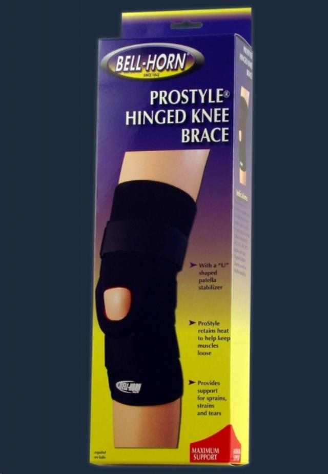 Where to find Prostyle HInged Knee Brace XL in Seattle