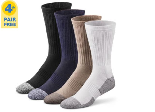 Where to find Crew Sock Black M in Seattle