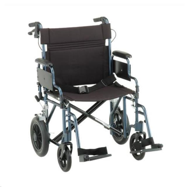 Where to find TransportChair Heavy Duty Blue in Seattle
