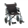 Rental store for TransportChair Heavy Duty Blue in Seattle WA