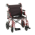 Rental store for TransportChair Heavy Duty Red in Seattle WA
