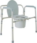 Rental store for Commode Folding Hvy Duty in Seattle WA