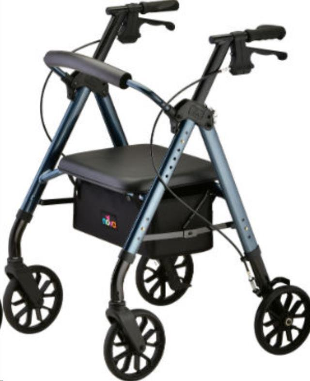 Where to find Star 8 Rollator Blue in Seattle