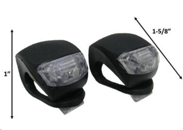 Where to find VISIBILITY LIGHTS LED 2 PK in Seattle