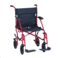 Rental store for Transport Chair LT RED NOVA in Seattle WA