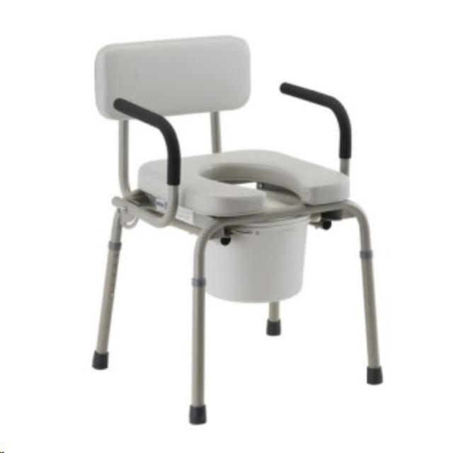 Where to find Drop-Arm Commode w Pad Arm in Seattle